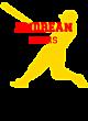Andrean Womens Ultimate Performance V-Neck T-shirt