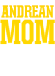 Andrean Heavyweight Crewneck Unisex Sweatshirt