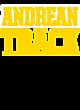 Andrean Ladies Tri Blend Racerback Tank