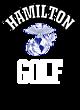 Hamilton Womens Sport Tek Heavyweight Hooded Sweatshirt