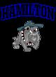 Hamilton Womens Fine Jersey Fashion T-shirt