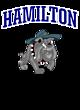 Hamilton New Era Tri-Blend Pullover Hooded T-Shirt