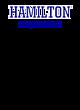 Hamilton Tri-Blend Wicking Fleece Hooded Pullover