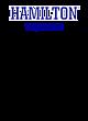 Hamilton Nike Dri-FIT Cotton/Poly Tee