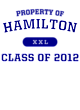 Hamilton New Era Ladies Tri-Blend Performance Scoop Tee
