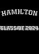 Hamilton Tech Fleece Hooded Unisex Sweatshirt
