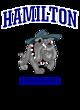 Hamilton Pigment Dyed Hooded Unisex Sweatshirt