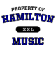 Hamilton Youth Hyperform Sleeveless Compression Shirt
