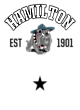 Hamilton Youth Tri-Blend Long Sleeve Hooded T-shirt
