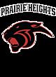 Prairie Heights Digi Camo Youth Long Sleeve Performance T-Shirt