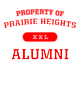 Prairie Heights Competitor Cotton Touch Training T-Shirt