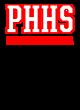 Prairie Heights Embroidered Youth Quarter Zip Sweatshirt