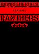 Prairie Heights Womens Sleeveless Competitor T-shirt