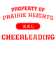 Prairie Heights Youth Long Sleeve Competitor T-shirt