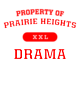Prairie Heights Classic Fit Heavy Weight T-shirt