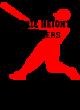 Prairie Heights Holloway Ladies Advocate Vintage Heather Pullover