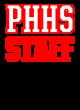 Prairie Heights Embroidered Nike Therma-FIT Full-Zip Fleece Hoodie
