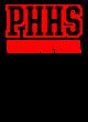 Prairie Heights Embroidered Ladies Racermesh Polo