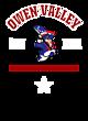 Owen Valley Tech Fleece Hooded Unisex Sweatshirt