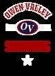 Owen Valley Womens Holloway Heather Electrify V-Neck Shirt