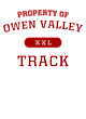 Owen Valley Competitor Cotton Touch Training T-Shirt