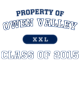 Owen Valley Holloway Ladies Advocate Vintage Heather Pullover