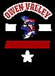 Owen Valley Youth Heavyweight Sleeve Stripe Hooded Sweatshirt