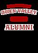Owen Valley Ladies Sport-Wick Heather Fleece Hooded Pullover
