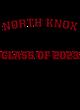 North Knox Champion Heritage Jersey Tee