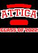 Attica Electric Heather Hooded Sweatshirt