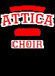 Attica Vintage Heather Hooded Unisex Sweatshirt