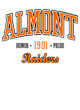 Almont Classic Fit Heavy Weight T-shirt