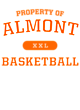 Almont Competitor Hooded Pullover