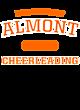Almont Digi Camo Youth Long Sleeve Performance T-Shirt
