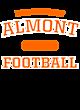 Almont Ladies Triumph Cowl Neck Pullover