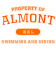 Almont Colorblock Competitor T-Shirt