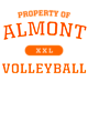 Almont Nike Dri-FIT Cotton/Poly Long Sleeve Tee