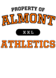 Almont Youth Long Sleeve Competitor T-shirt