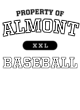 Almont Vintage Heather Long Sleeve Competitor T-shirt