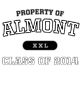 Almont Comfort Colors Heavyweight Ring Spun LS Tee