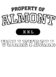 Almont Lightweight Hooded Unisex Sweatshirt