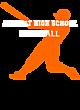 Almont Sport-Wick Heather Fleece Hooded Pullover