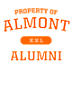 Almont Youth Tie Dye T-Shirt