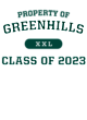 Greenhills Fan Favorite Heavyweight Hooded Unisex Sweatshirt