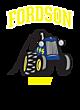 Fordson Ladies LS Attain Wicking Performance Shirt