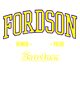 Fordson New Era French Terry Hooded Sweatshirt