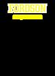Fordson Womens Cotton V-Neck T-shirt