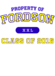 Fordson Classic Fit Heavy Weight T-shirt