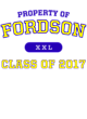 Fordson Adult Competitor T-shirt