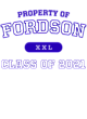 Fordson Colorblock Competitor T-Shirt
